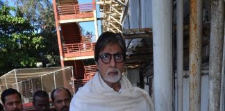 Amitabh Bachchan attends special screening of Bombay To Goa