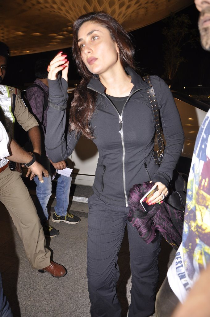 Celebs airport (4)
