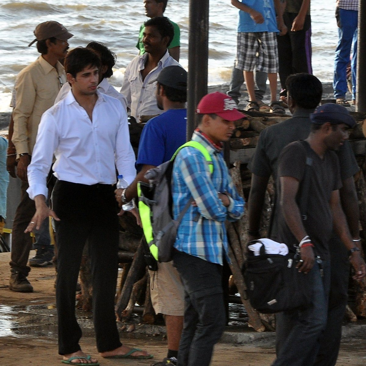Ek villian on sets (5)