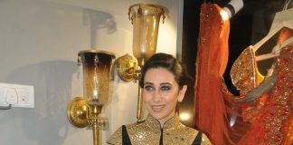 Karisma Kapoor, Sunny Leone attend Mayyur R Girotra Couture launch