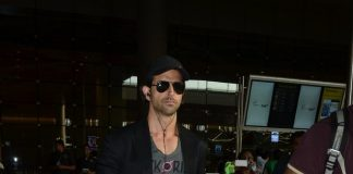 Hrithik Roshan returns from IIFA 2014 celebration