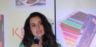 Kangna Ranaut launches Krux Stationery