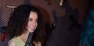 Kangna Ranaut attends Revolver Rani press conference