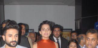 Kangna Ranaut, Vir Das attend Revolver Rani promotions in Delhi