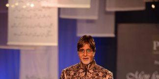 Amitabh Bachchan, Akshay Kumar, Farhan Akhtar walk for Manish Malhotra