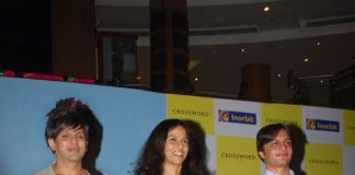 Shobhaa De attends Yash Birla's book On A Prayer launch event