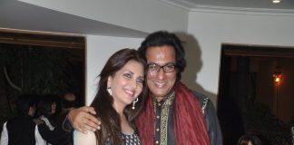 Talat Aziz, Bollywood celebrities attend Music Mania's Shaam-E-Qwwali
