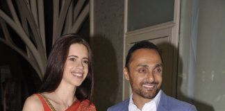 Kalki Koechlin attends Rahul Bose's NGO event in Mumbai