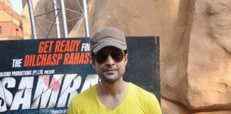 Rajeev Khandelwal injured in car accident