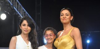 Sushmita Sen, Amrita Rao attend Ramp for Champs fashion show