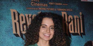 Kangana Ranaut, Anurag Kashyap attend Revolver Rani special screening