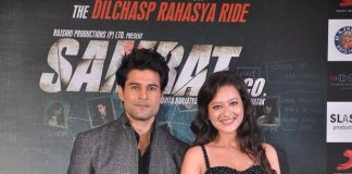 Rajeev Khandelwal, Madalasa Sharma launch Samrat and Co trailer video