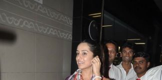 Shraddha Kapoor injured during bike scene shoot