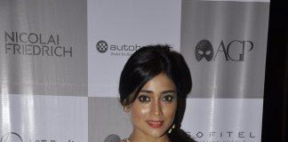 Shriya Saran attends Nicolai Fredrich show in Mumbai