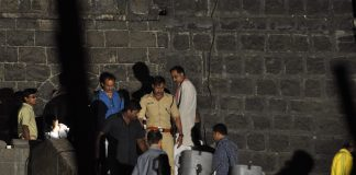 Ajay Devgn snapped on Singham 2 sets – Photos
