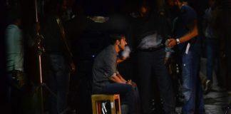 Ajay Devgn snapped on Singham 2 location – Photos