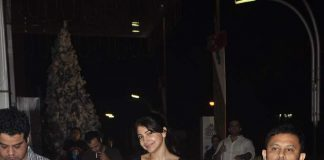 Anushka Sharma concludes Bombay Velvet shoot