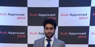 Abhishek Bachchan, Kapil Dev launch Audi Approved: Plus showroom