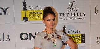 Celebrities attend Grazia Young Fashion Awards 2014 event