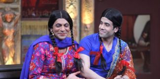 Raveena Tandon, Chunky Pandey, Tusshar Kapoor appear on Mad In India show