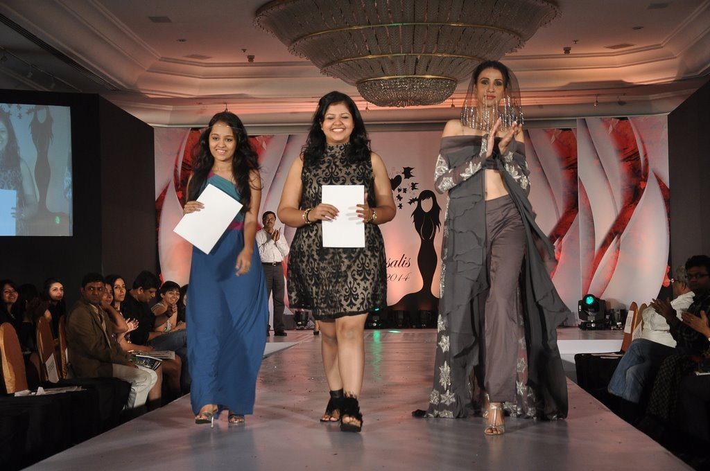 models at ramp walk (5)