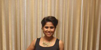 Sai Tamhankar attends Postcard launch event