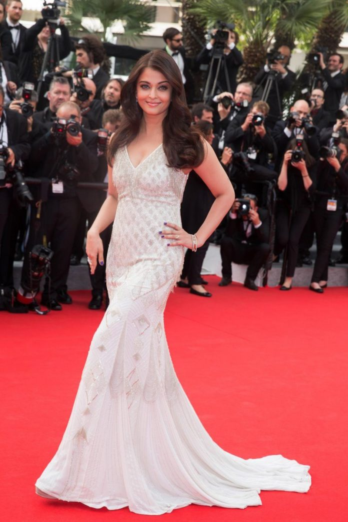 Aishwarya Rai Bachchan at Cannes 2014