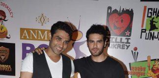 TV Celebrities gather to celebrate Box Cricket League success