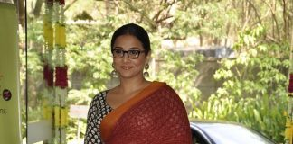 Vidya Balan  and Rekha attend Whistling Woods International's 'Celebrate Cinema'