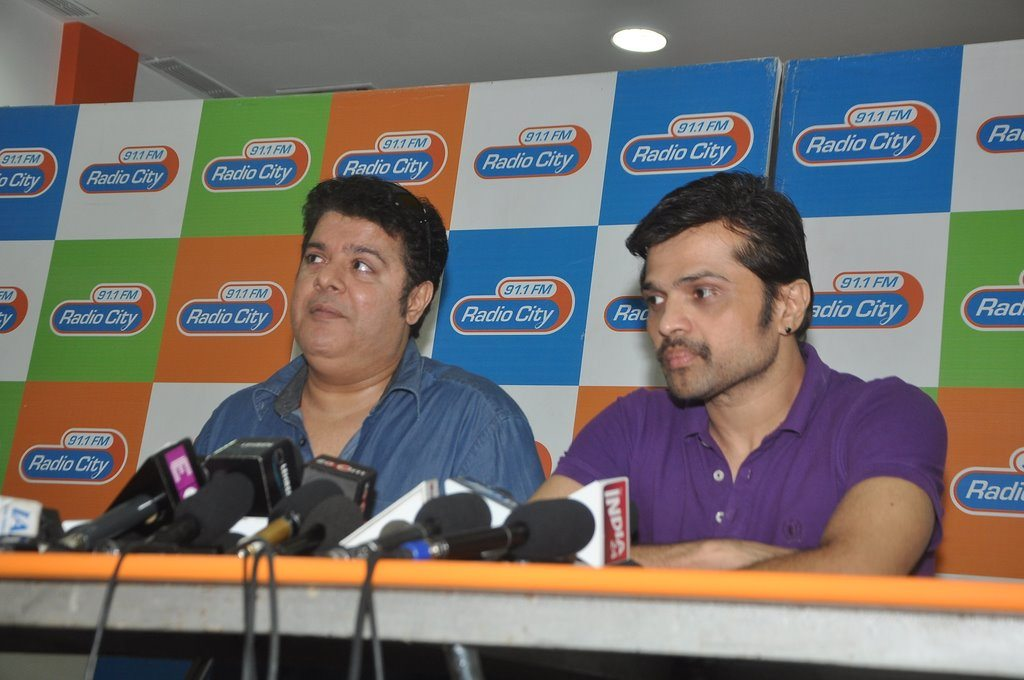For the first time Director Sajid Khan has collaborated with singer Himesh Reshammiya.