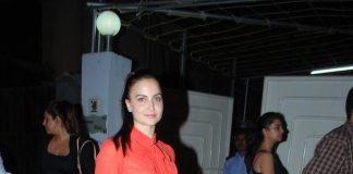 Elli Avram at Special screening of Citylights