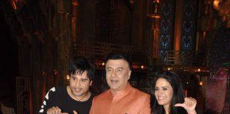 Krishna Abhishek, Mona Singh attend launch of Entertainment Ke Liye Kuch Bhi Karega