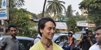 Tiger Shroff and Kriti Sanon promote Heropanti