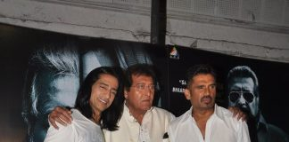 Vinod Khanna, Sunil Shetty attend Koyelaanchal press conference