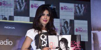 Priyanka Chopra reveals new single I Can't Make You Love Me
