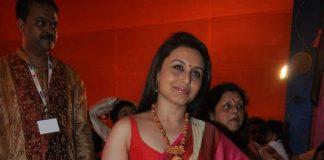 Rani Mukherji's Mardaani first look unveiled