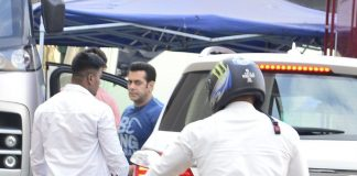 Salman Khan brings joy to a little fan