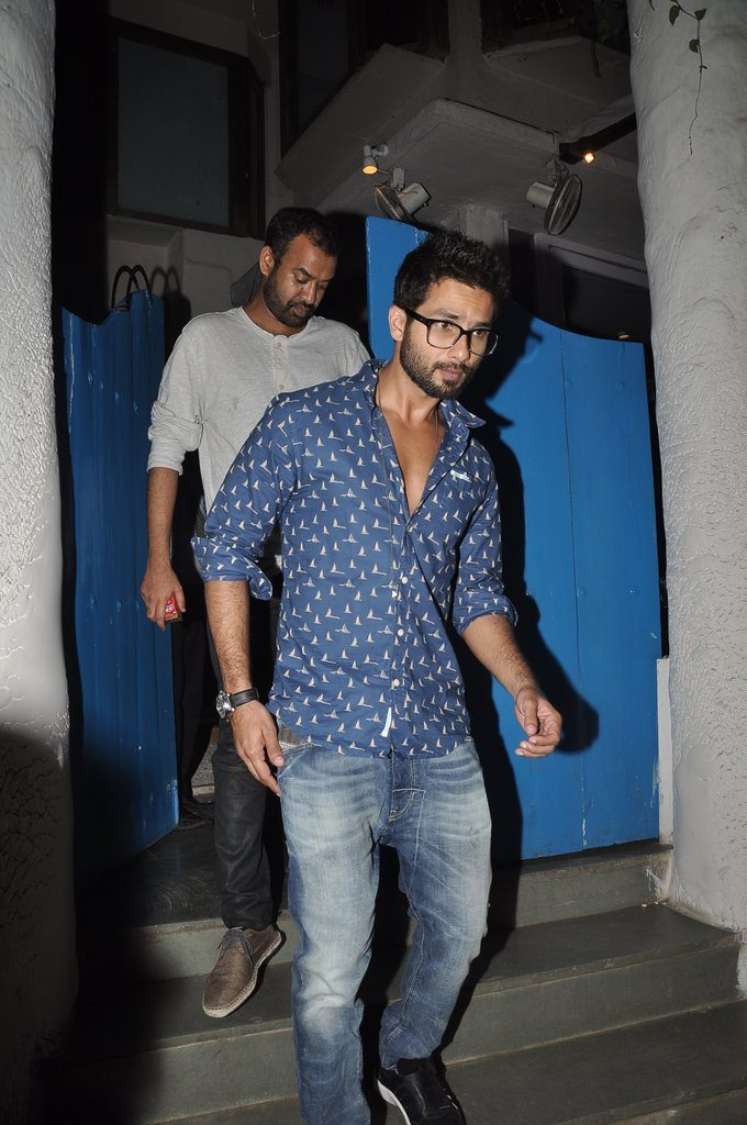 Shahid snapped (1)