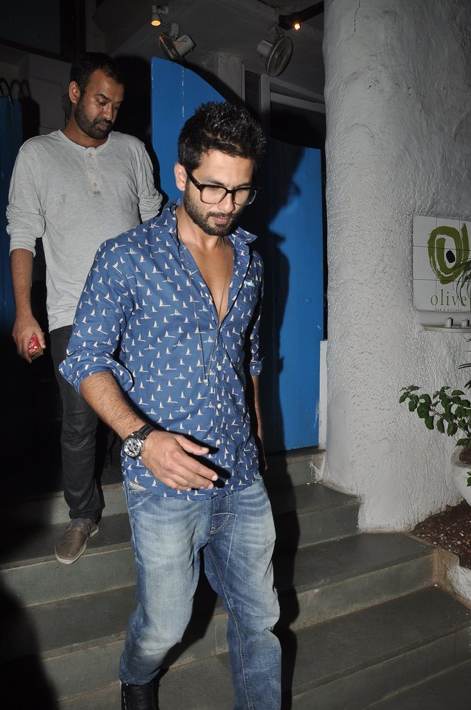 Shahid snapped (2)