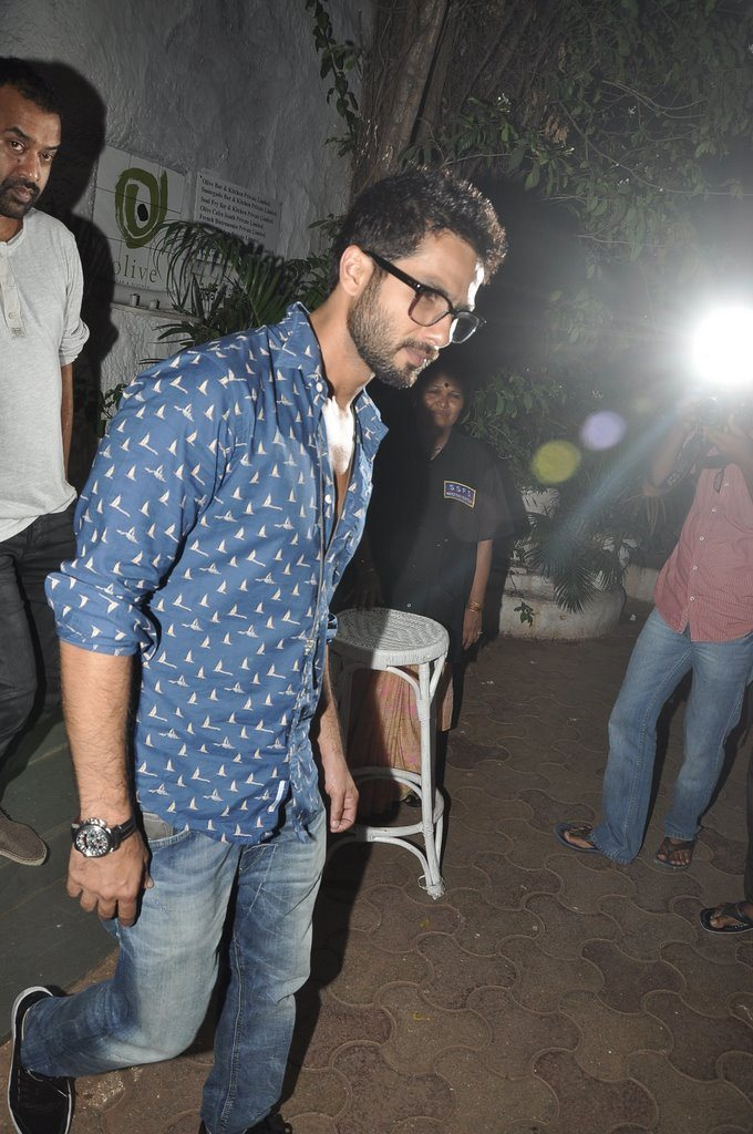 Shahid snapped (4)