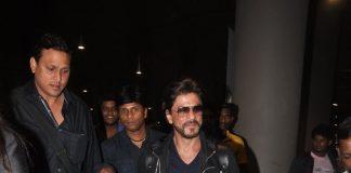 Shahrukh Khan returns to Mumbai after IPL leg in Abu Dhabi