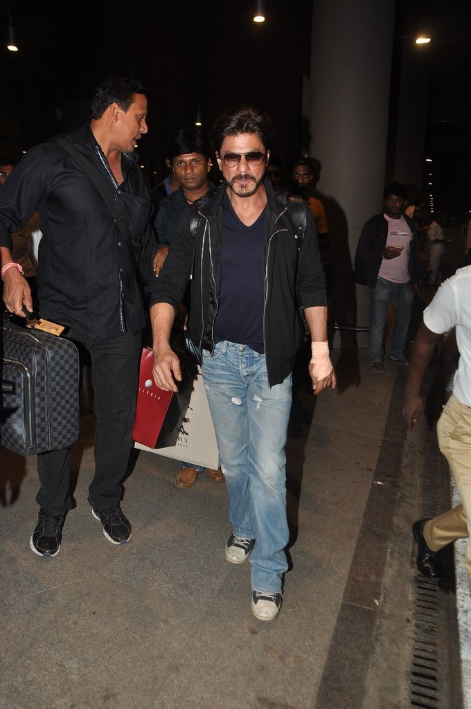 Shahrukh returns (3)