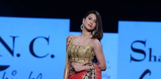 Bollywood stars attend Caring with Style fashion show