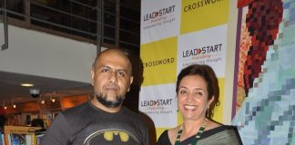Vishal Dadlani launches Tapestry book