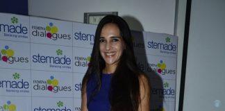 Tara Sharma attends Femina event in Mumbai