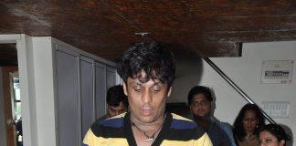 Vikram Singh attends Heropanti press conference