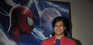 Vivek Oberoi attends special screening of The Amazing Spider-Man 2