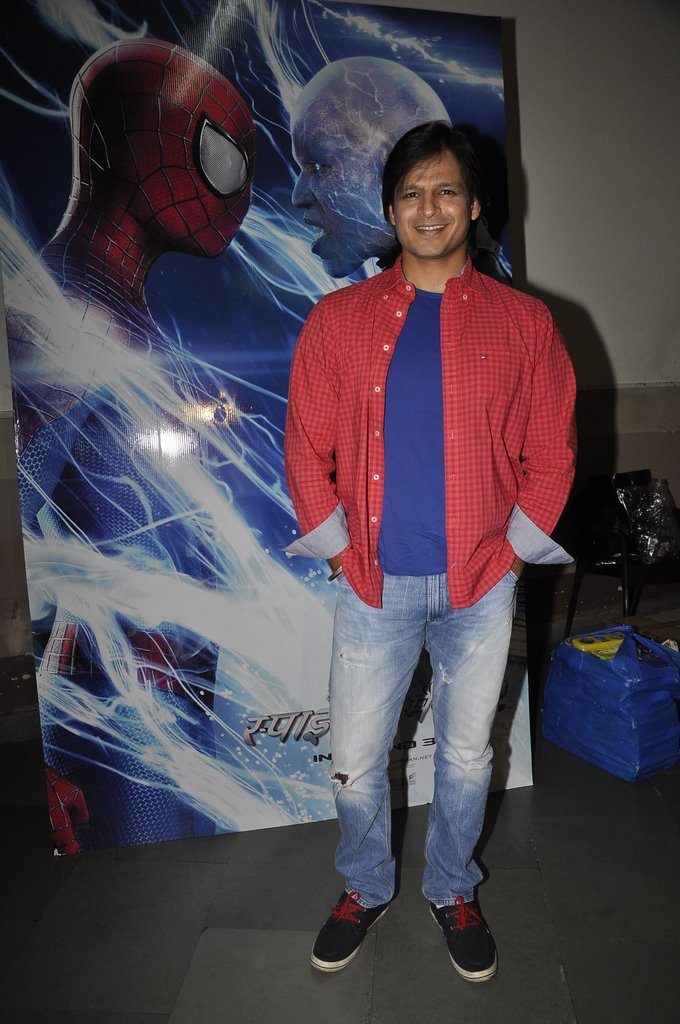 Vivek spiderman (1)