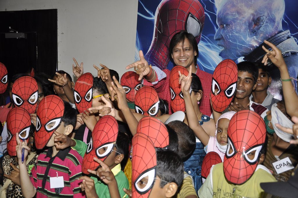 Vivek spiderman (2)