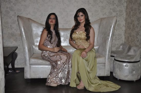 Zareen_Khan_at_Amy_Billimoria_store25